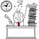 Praca pod presją czasu nie musi być efektywna
